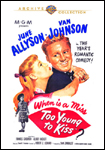 Too Young to Kiss DVD