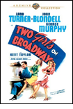 Two Girls on Broadway DVD