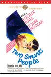 Two Smart People DVD
