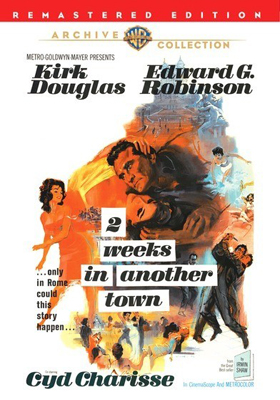 Warner Archive Two Weeks in Another Town DVD-R