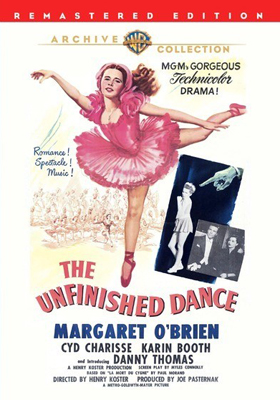 Warner Archive The Unfinished Dance DVD-R