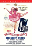 The Unfinished Dance DVD