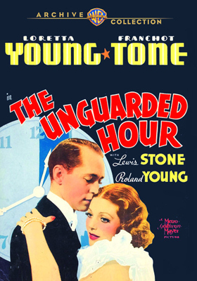 Warner Archive The Unguarded Hour DVD-R