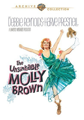 Warner Archive The Unsinkable Molly Brown DVD-R