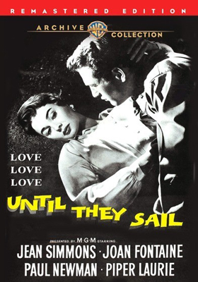 Warner Archive Until They Sail DVD-R
