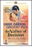 The Valley of Decision DVD
