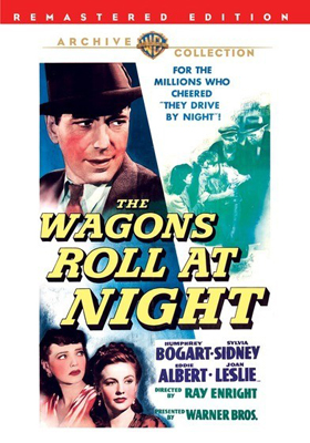 Warner Archive The Wagons Roll at Night DVD-R