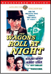 The Wagons Roll at Night DVD