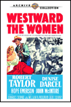 Westward the Women DVD