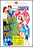 Where are Your Children DVD