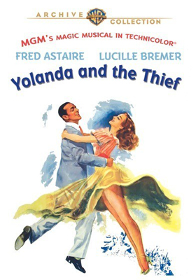 Warner Archive Yolanda and the Thief DVD-R