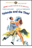 Yolanda and the Thief DVD